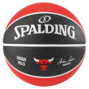 Spalding Basketball NBA TEAM BALL CHICAGO BULLS...
