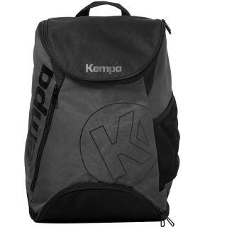 Kempa Rucksack mit Bodenfach anthra/schwarz