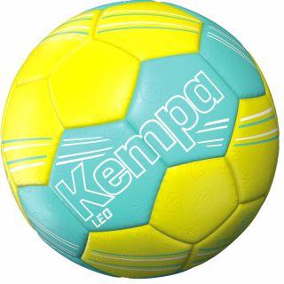Kempa Handball LEO Training türkis/fluo gelb 2