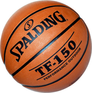 Spalding Ball Kinder Basketball TF 150 Größe 5
