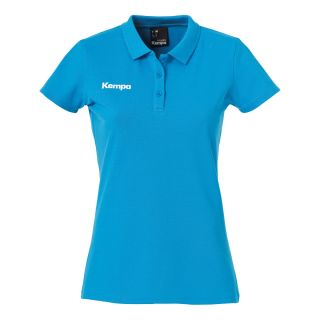 Kempa Polo-Shirt WOMEN Shirt kempablau XL