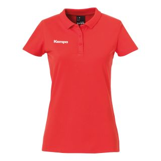 Kempa Polo-Shirt WOMEN Shirt rot XS