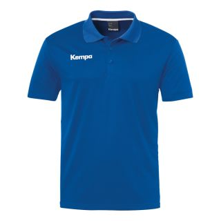 Kempa Polo-Shirt POLY Teamline royal blau 152