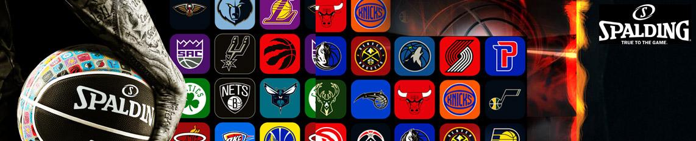 Spalding - NBA Teams Basketball - Nur noch für kurze Zeit!